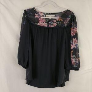 ‼️ BOGO ‼️Lauren Conrad tunic top size large